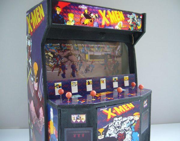 X-Men arcade 6 players