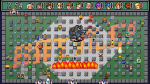 Power Bomberman 12 players